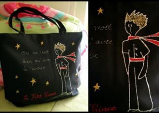 Le Petit Prince - glitter