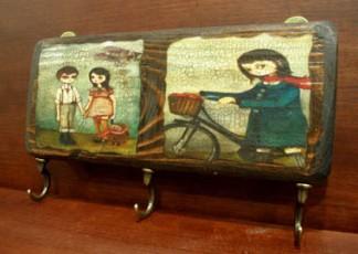 Το κορίτσι με το ποδήλατο