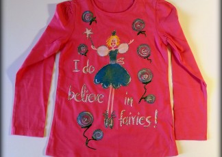 I do believe in fairies