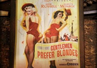 Getlemen prefer blonds